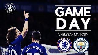 Luiz Kante End Citys Unbeaten Run!   Chelsea 2-0 Man City Premier League Highlights