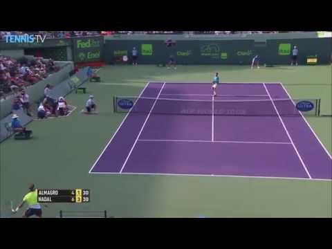 2015 Miami Open - Friday Highlights feat. Rafael Nadal and Andy Murray