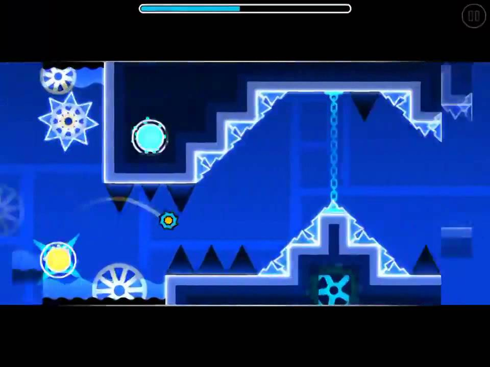 Geometry dash sped up clubstep music youtube