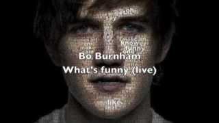 Watch Bo Burnham What