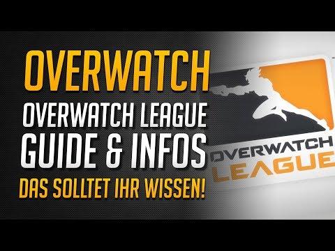 OVERWATCH LEAGUE GUIDE | Konzept, Spielplan, Teams uvm | Alle Infos zur OWL ★ Overwatch Deutsch