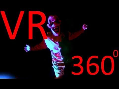 VR 360 Ужасы - Клоун Тедди Clown Teddy