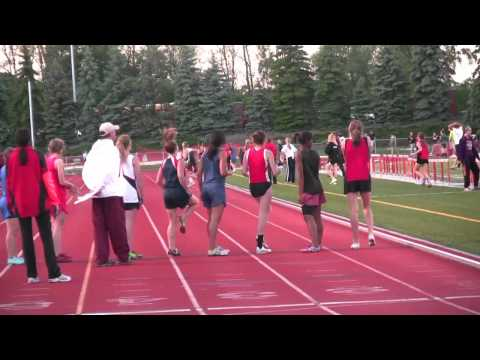 Girls 4x400 m Relay - Altoona Middle School Track Champs