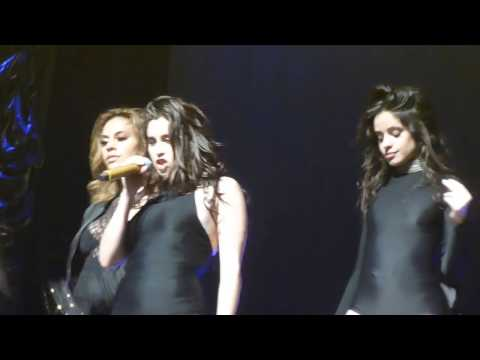 Fifth Harmony Im In Love With A Monster 727 Tour A MP3...