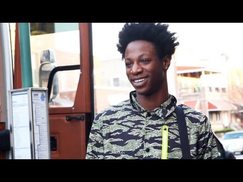 Joey Bada$$ & Pro Era FADER TV Tour Documentary