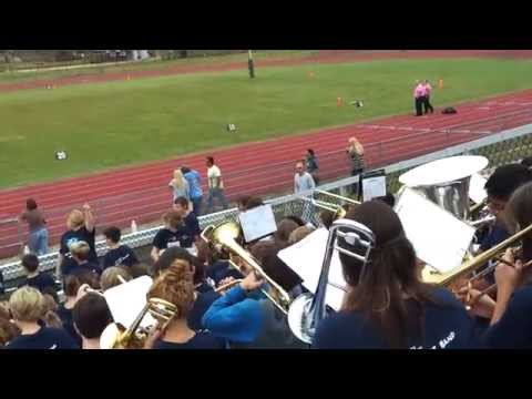 "First Flight Middle School Band - ""We Will Rock You"""