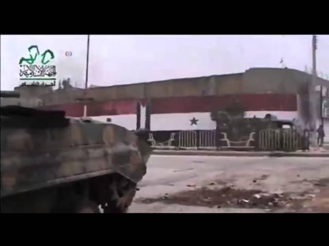 جبههالنصره شهر ادلیب سوریه را تصرف کردند