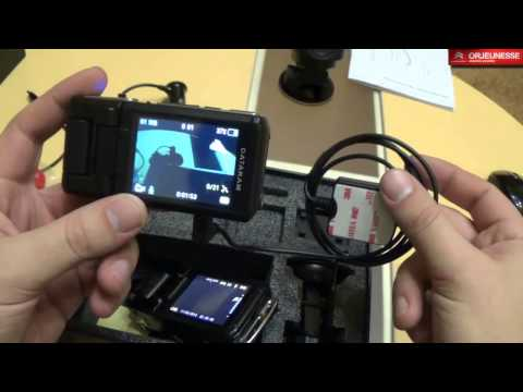 Обзор регистраторов CAMBOX SUPER & DataKam G9 MAX vs DOD F900ls