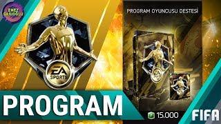 EFSANE PROGRAM OYUNCUSU BUNDLE PAKET AÇILIMI! FIFA MOBILE 18