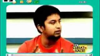 MTV What the Hack! Season 1 Episode 4 Ankit Fadia VJ Jose www.ankitfadia.in/MTV-What-the-Hack.html