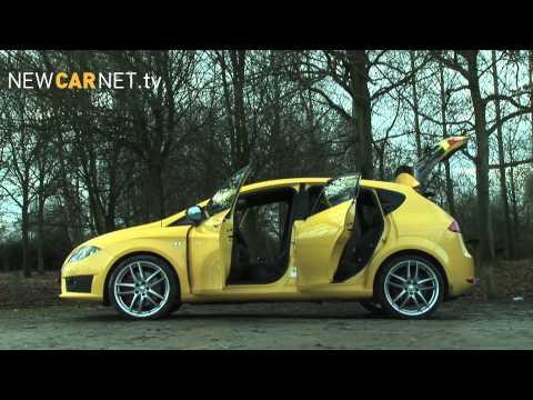 SEAT Leon Cupra R : Car Review