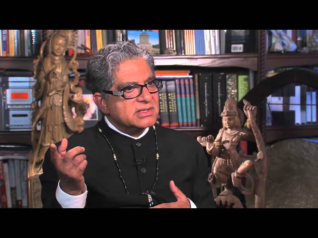Waking Up From The Dream by Deepak Chopra