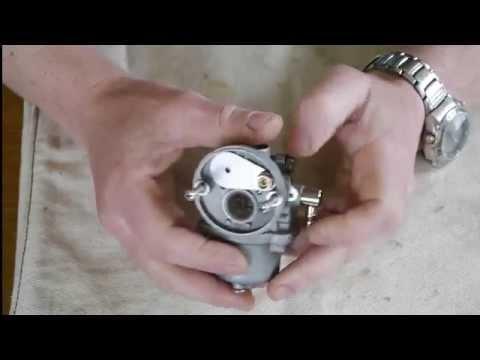 расточка диффузора карбюратора лодочного мотора