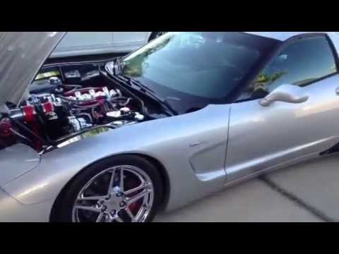 corvette zo6 383 stroker motor with big cam