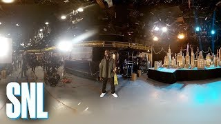 Sterling K. Brown's 360° SNL Promo - SNL