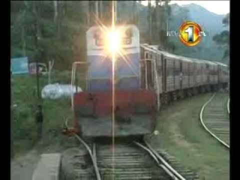 Live Video A Girl & Train Accident. Sri Lanka Railway Accident 11 04 2011. Girl Survived. video