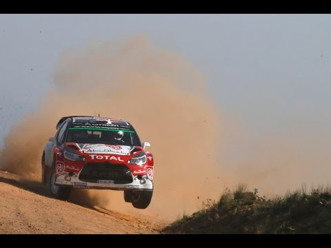 A dream first day for Abu Dhabi Total WRT - Rally de Portugal 2016