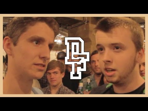 DON'T FLOP - ‬Rap Battle - J-Smug Vs Tom Kane