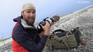 Canon EOS 6D Mark II Review Kameratest mit Meeresbiologe & Abenteuerfotograf Robert Marc Lehmann