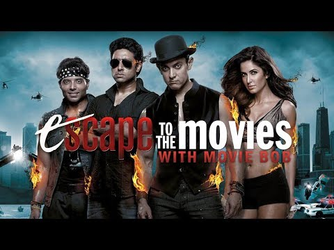 DHOOM 3 (Escape to the Movies)