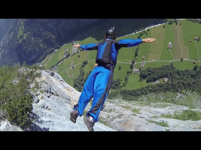 High Nose BASE Jump | Switzerland | BASE Dreams 2 Bonus