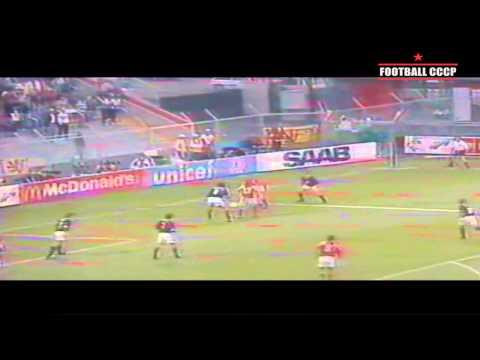 403.ЧЕ 1992 Шотландия-СНГ (СССР) 3-0 - UEFA Euro 1992 Scotland-CIS (USSR) 3-0