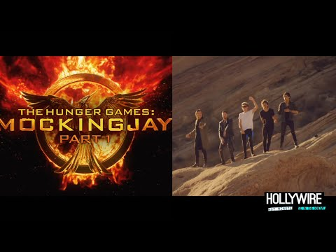 One Direction & Hunger Games: Mockingjay Ultimate Mashup! (parody Video) video