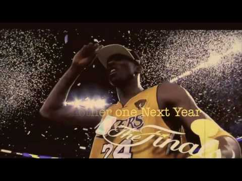 LA Lakers 2010 NBA Champions: Kobe Bryant's 5th Ring! Video