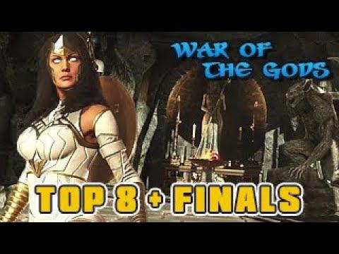 Injustice 2 | Tournament | S02W04 | TOP 8 + Finals (Dab, Rewind, Dragon, SylverRye + more)