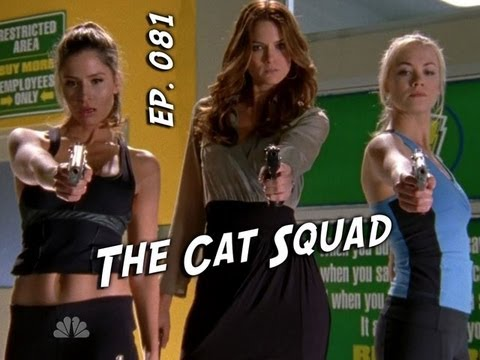 Chuck vs. the Podcast 081 - The Cat Squad