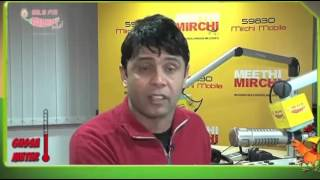 Radio mirchi 98 3 RJ Naved Best audio Conversation Indian And Pakistan Persons Army