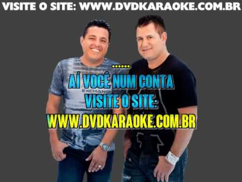 Bruno & Marrone   Isso Cê Num Conta