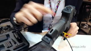 SHOT Show 2016: Canik TP9 SFx from Turkish defence company Samsun Yurt Savunma