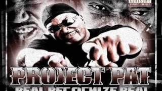 PROJECT PAT - Talk dat Gangsta (Chopped X Drugged)
