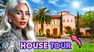 Lady Gaga | House Tour 2019 | Inside Her NYC, Malibu & Frank Zappa Mansions