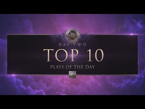 TI4 Top 10 Plays from Day Two