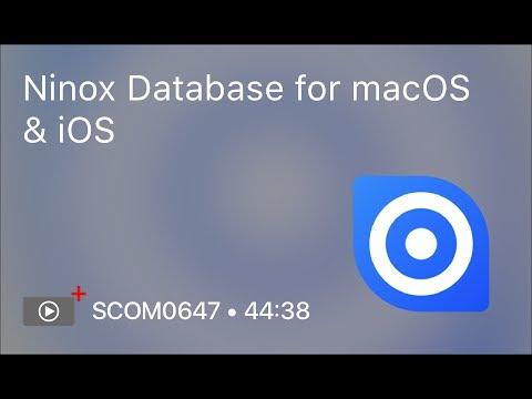 Ninox Database  Templates