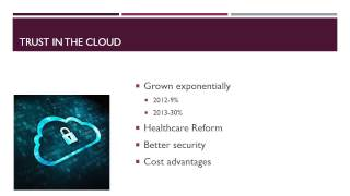 Cloud Computing in Healthcare 2