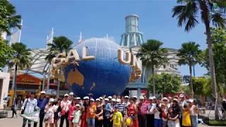 Kỷ niệm tour du lịch tham quan hai nước Singapore Malaysia khởi hành 9/7 - 13/7