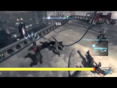 Batman: Arkham Origins - E3 2013: Walkthrough