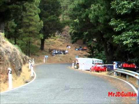Rallye Villa de Teror 2011.T.C 1 Las Emisoras.