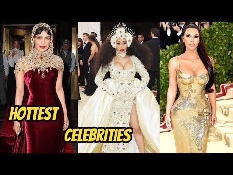 Best Dressed Met Gala 2018 Beautiful Actress ||Red carpet Walking || Priyanka |Rihanna |selena thumbnail