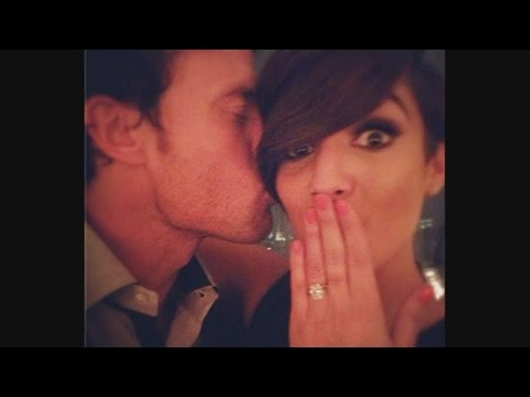 The Saturdays' singer Frankie Sandford marries footballer Wayne Bridge