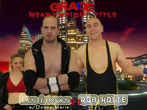 The Idol Ian Logan Vs Rob Holte - G1 Title Part 1 of 2
