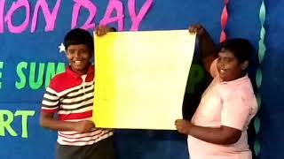 Don Bosco NEST Summer camp Dance Child rights center Veerapandi