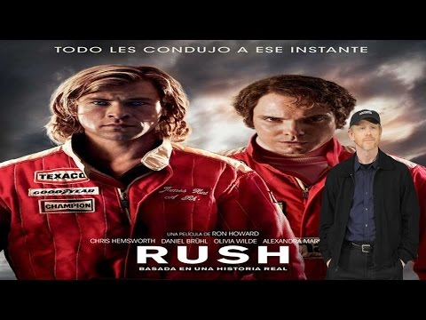 Interview With Ron Howard. RUSH