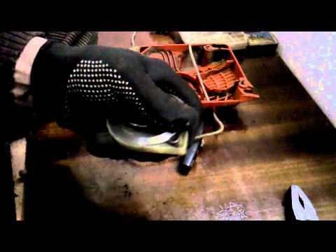 как отремонтировать стартер бензокосы :: VideoLike