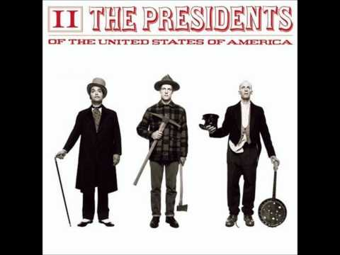 Presidents Of The Usa - Basketball Dream