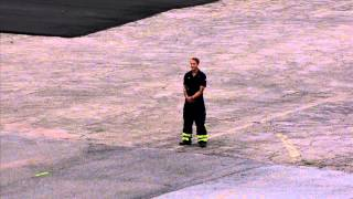 Best Marriage Proposal, Firefighter To Helicopter Pilot. Epic!