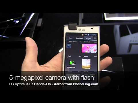 LG Optimus L7 Hands-On (7)